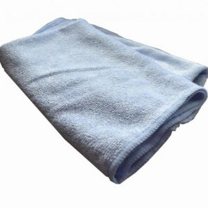 Buffing Cloth blue (2 pk)