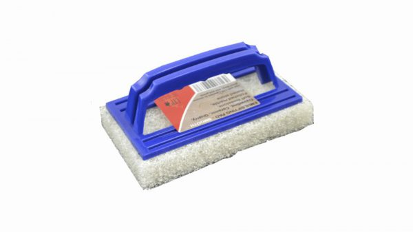 White Pad Coarse with Handle