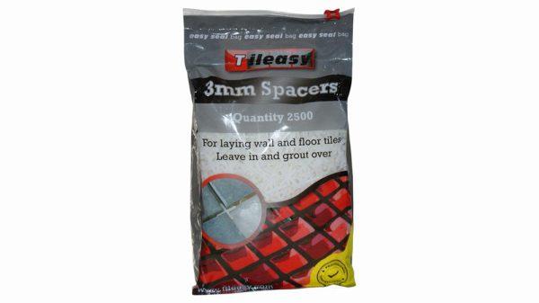 Spacers – Trade Bag 2500 3mm
