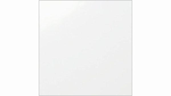 Flat White Glossy 20x20cm
