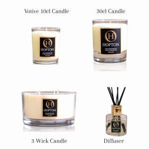 Hopton Luxury Candles
