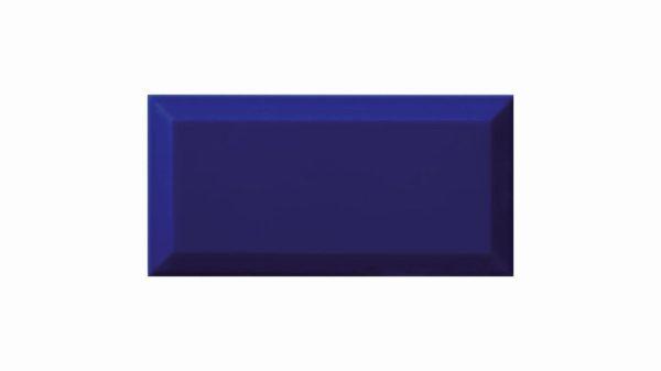 Bisel Brillo Azul Glossy 10x20cm