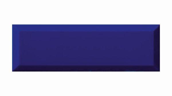 Bisel Brillo Azul Glossy 10x30cm