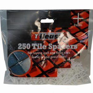 2mm Tile Spacers-250 Pack