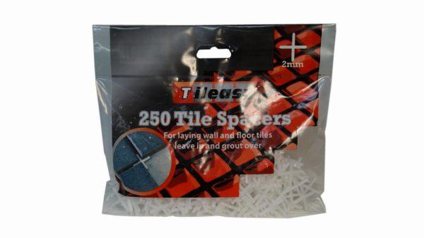 2mm Tile Spacers-250 Pack