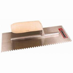 4mm Notched Trowel
