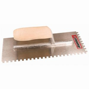 6mm Notched Trowel
