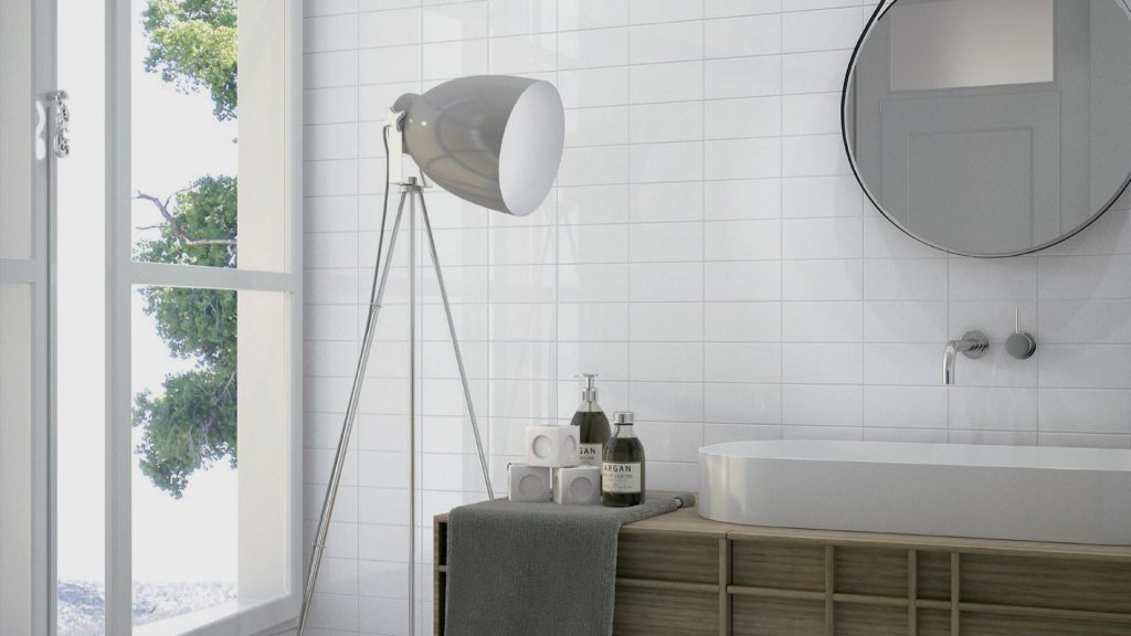 Liso Brillo White Wall Tiles