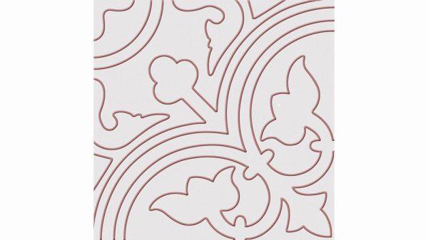 Alhambra Decor Rojo Matt