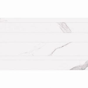Calgary Decor Bianco Matt 40x120cm