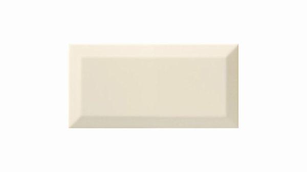 Bisel Brillo Bone Glossy 10x20cm