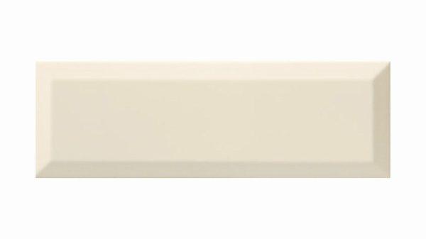 Bisel Brillo Bone Glossy 10x30cm