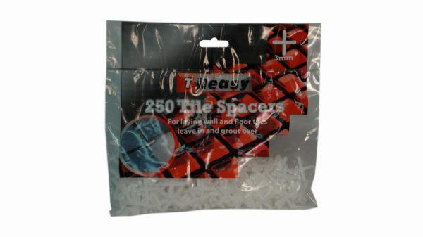 3mm Tile Spacers-250 Pack
