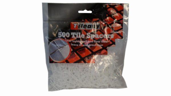 1mm Tile Spacers-500 Pack