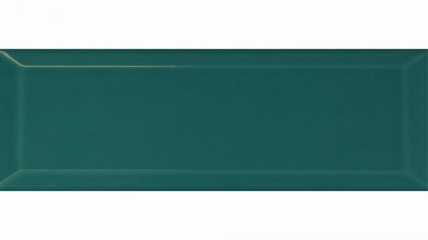 Bisel Brillo Turquoise Glossy 10x30cm