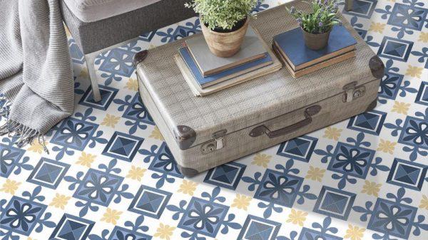 Cordoba Alcazar Patterned Wall & Floor Tiles 25x25cm