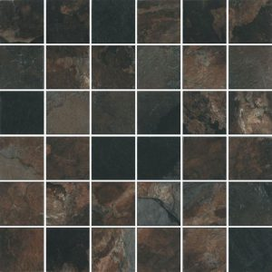 Acuario Indian Slate Mosaic 30x30cm