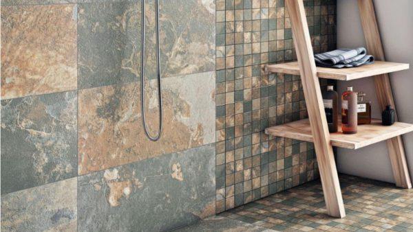 Matching Tile Mosaics