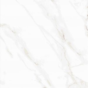 White Marble Effect Floor 45x45cm