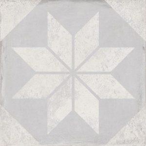 Triana Star Gris Satin 25x25cm