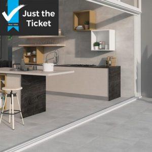 Concrete Gris Matt 60x60cm
