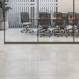 Concrete Blanco Glossy 60x60cm