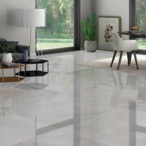 Concrete Natural Glossy 60x60cm