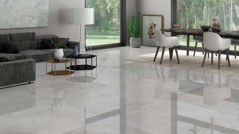 Concrete Gloss Floor