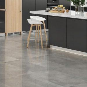 Concrete Gris Glossy 60x60cm