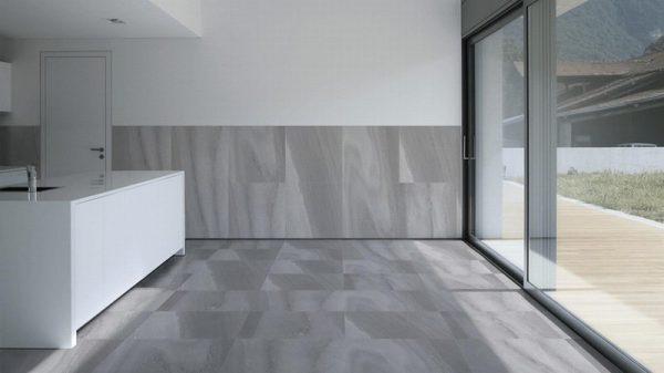 Dazzle Urbano Gris Semi Polished 60x60cm