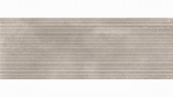 Lester Taupe Line Decor 25x70cm