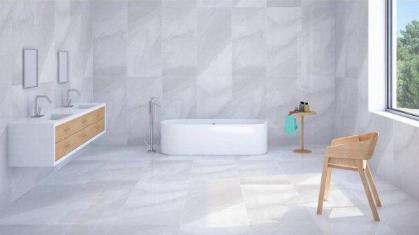 Dazzle Urbano Blanco Semi Polished Extra Large 60x120cm