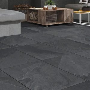Brazilian Black Outdoor Tile 60x90cm 20.5 Sq Metre Pallet