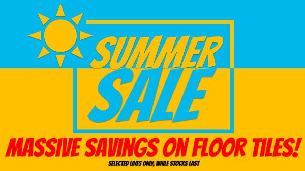 Summer Sale Floor Tiles