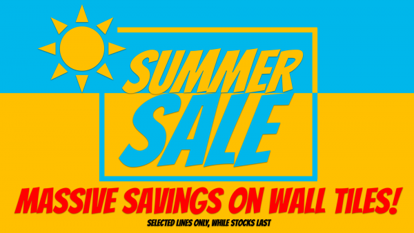 Summer Sale Wall Tiles