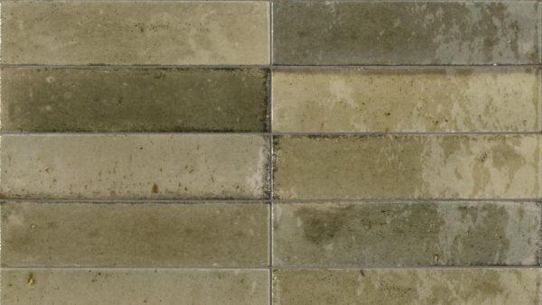Lume Musk Glossy Wall Tiles 6x24cm